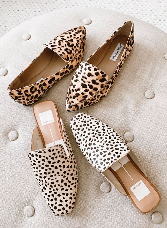 Tendencia Animal Print... en zapatos
